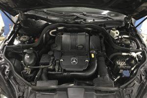 Мотор M271 загнуло клапана