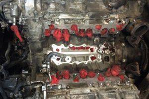 Ремонт турбины и теплообменника двигателя Mercedes OM 642 (Мерседес ОМ642)