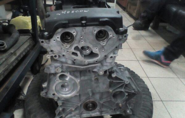 Двигатель Mercedes M271 1,8 литра, бензин
