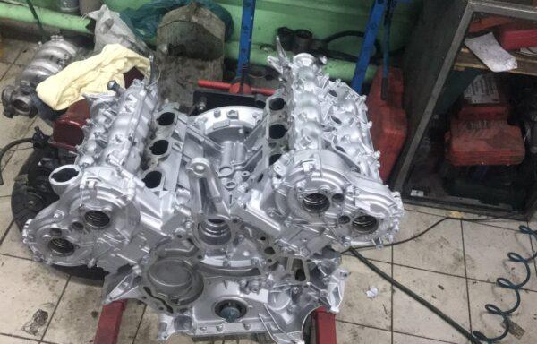 Мотор Mercedes-Benz (Мерседес) M272 (двигатель М272) 3.5