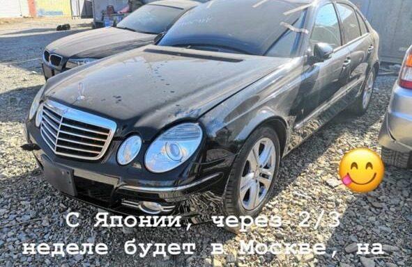 Mercedes W211 E280 4 Matic